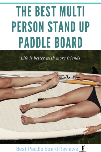 multi person paddle board