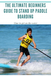 beginners guide to paddle boarding