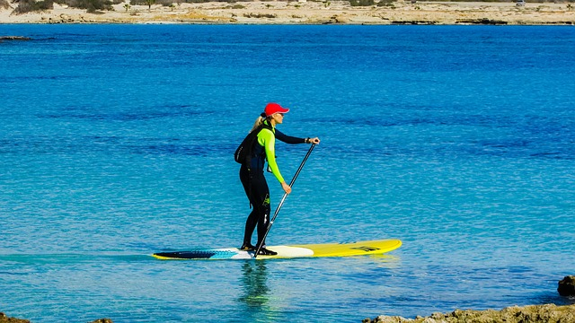 tips for beginner paddle boarding