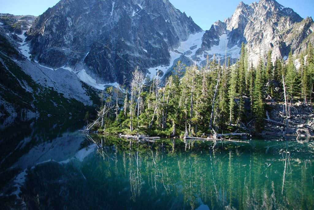 Colchuck Lake Washington