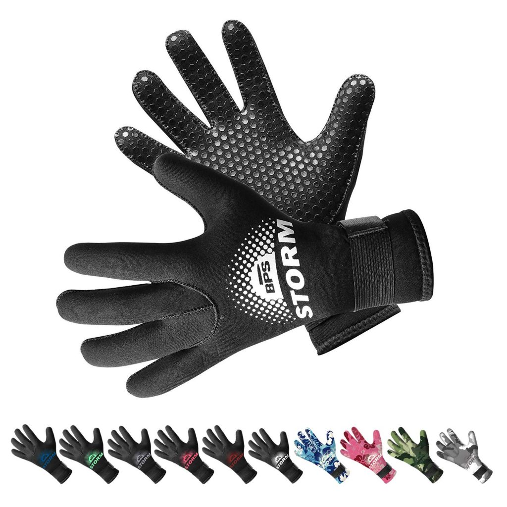 BPS Storm Glove for Paddle Boarding