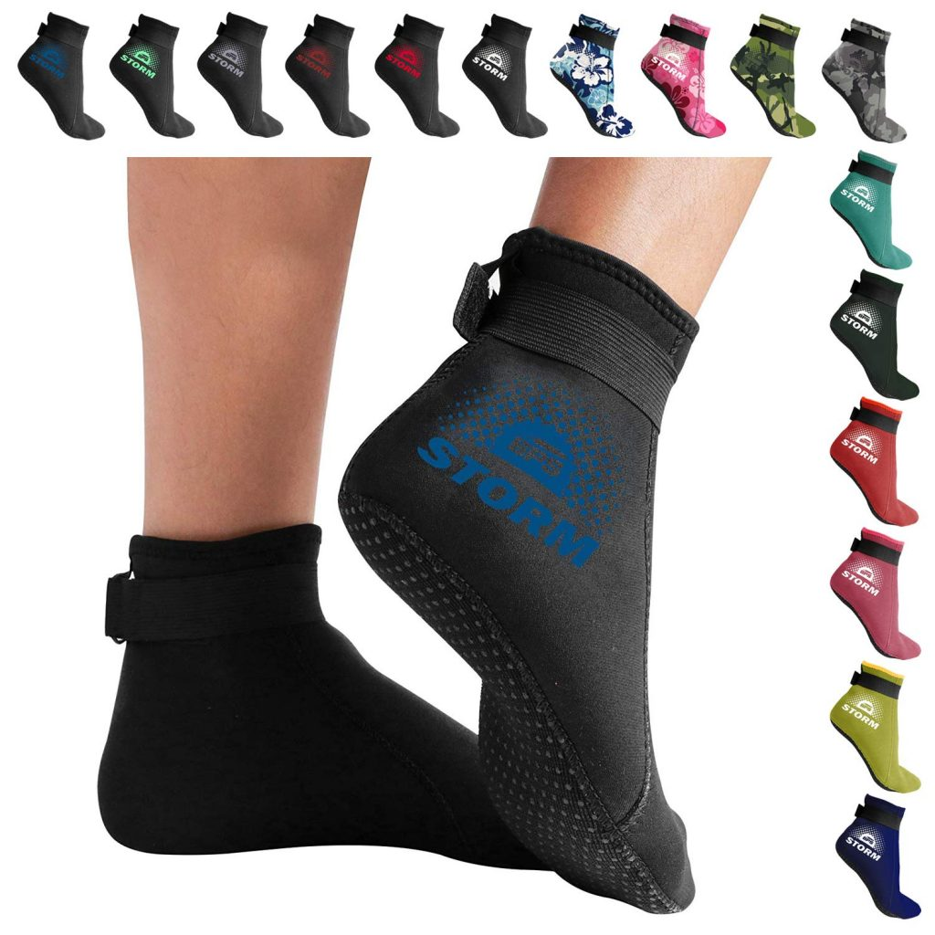 bps storm socks for paddle boarding