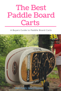 The Best Paddle Board Carts