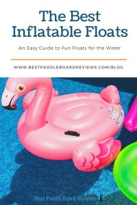 The Best Inflatable Float For Fun on the Water