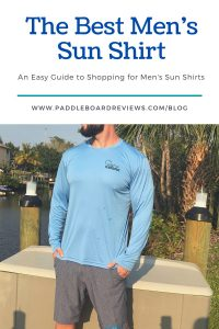 The Best Sun Shirt for UPF Sun Protection