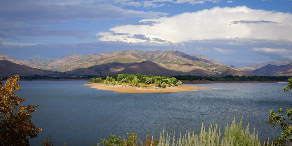 Pineview Resavoir Utah