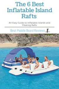 The 6 Best Inflatable Island Rafts for Ultimate Floating Fun