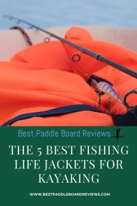 The Best Kayak Life Jacket For Fishing